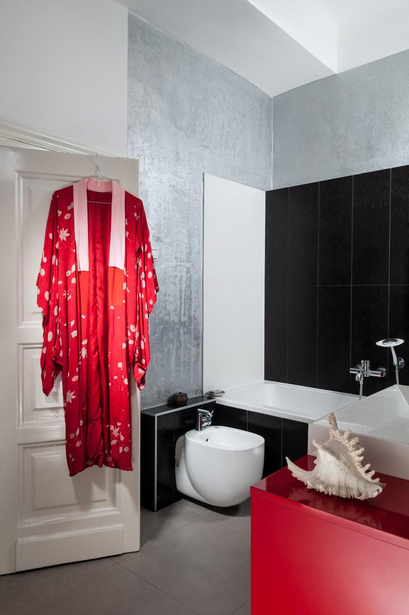 Fürdőszobai inspiráció: csempe helyett festék - Napidoktor